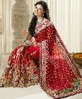 Embroidered Wedding Sarees