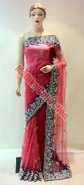 Designer Zari Work Sarees