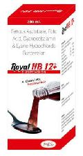 Royal HB 12 Plus Syrup