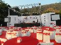 corporate stage designing service