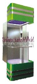 Luxury Panoramic Elevator