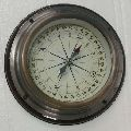 Wooden Compass Antique Look