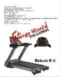 Treadmill (X5)
