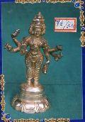 Brass Lord Brahma Statue